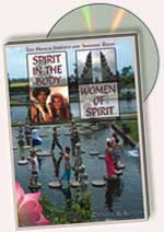 Woman of Spirit and Spirit in the Body Dual Feature DVD